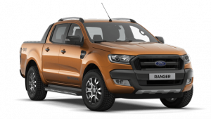 Ranger orange ohne Hintergrund