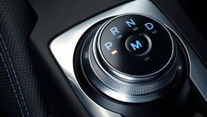 Automatikgetriebe vom neuen Ford Focus