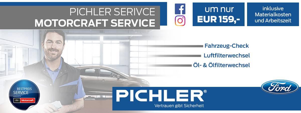 Motorcraft Service bei HWS || Auto Pichler GesmbH in Asten