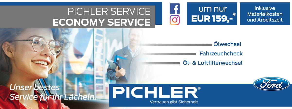 Economy Service bei Auto Pichler GesmbH in Asten