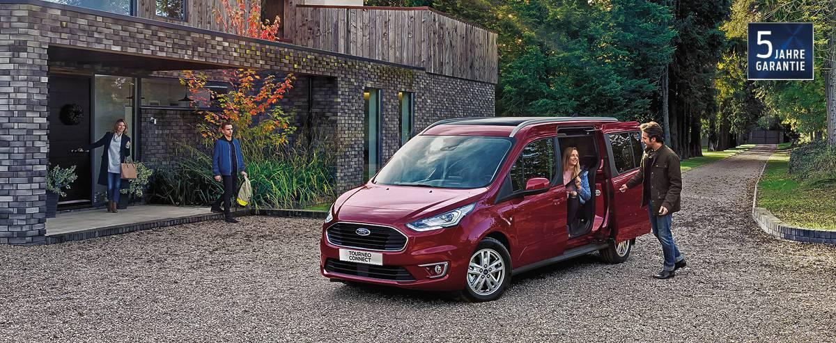 Der Neue Tourneo Connect Bei Ford Pichler In Asten