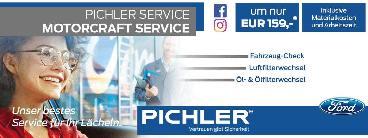 Motorcraft Service bei Auto Pichler GesmbH in Asten
