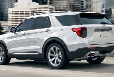 Der neue Ford EXPLORER PLUG-IN HYBRID