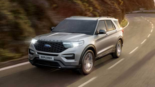 Der neue Ford Explorer Plug-In-Hybrid