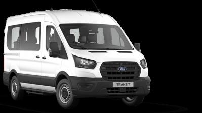 Der neue Ford Transit Minibus