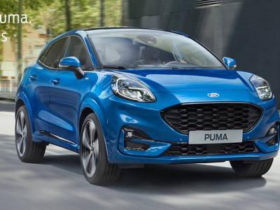 Der neue Ford Puma
