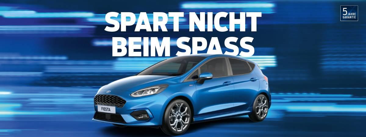 Ford Fiesta Aktion bei Auto Pichler GesmbH in Asten