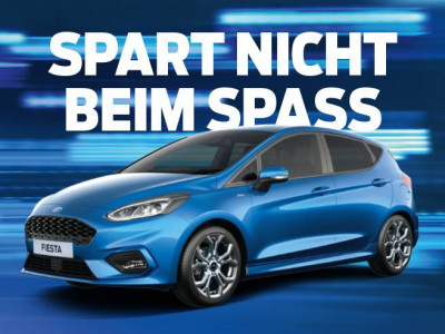 Ford Fiesta Aktion