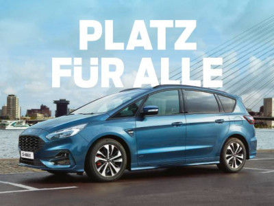 Ford S-Max Aktion