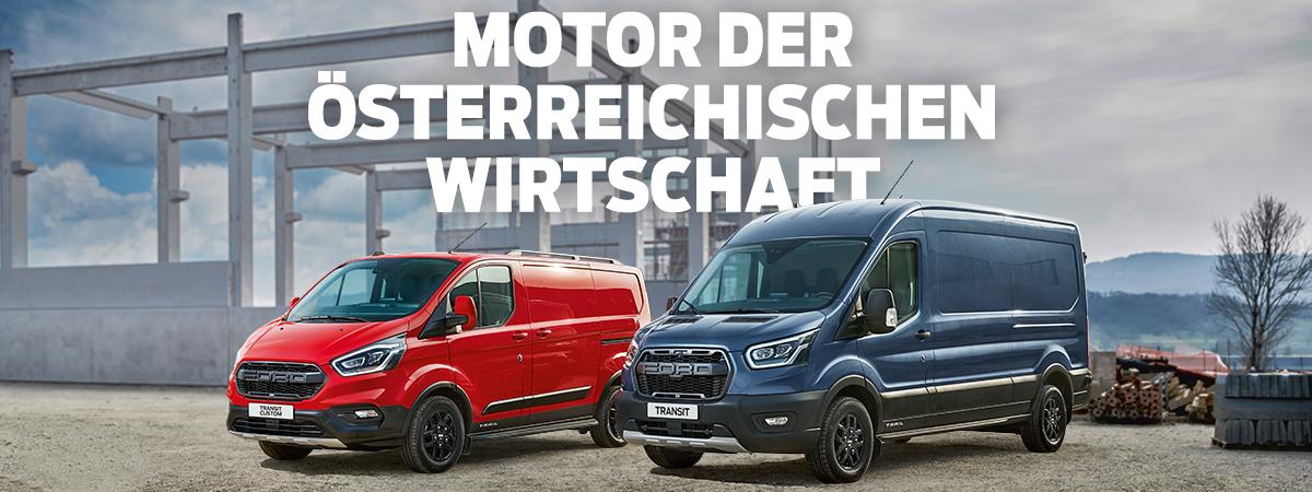 Motor der österreichischen Wirtschaft bei Auto Pichler GesmbH in Asten