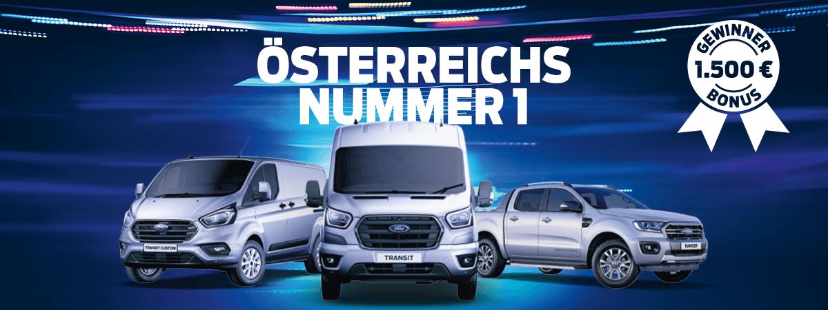 Österreichs Nummer 1 bei Auto Pichler GesmbH in Asten