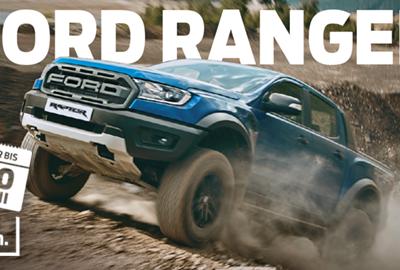 Ford Ranger – jetzt NoVA sparen!
