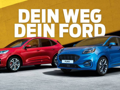 Ford Puma und Ford Kuga