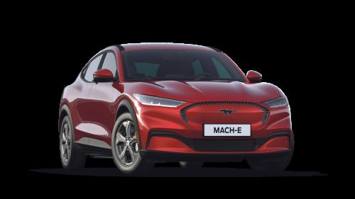 Der neue Ford Mustang Mach-E